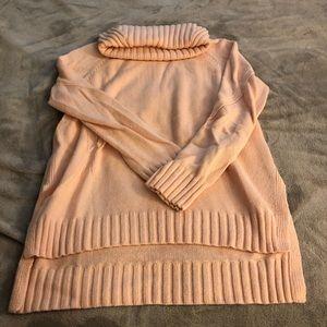 Loft turtle neck/ cowl neck sweater